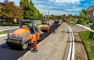 Текущий ремонт дорог